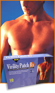 Virility Patch Rx gives you the sexual vigor you've been missing!
